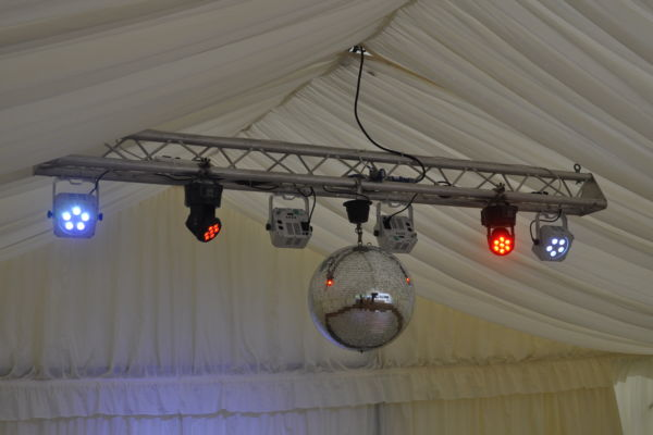 Interior And Exterior Lighting To Hire Abbas Marquees